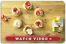 Simple Strawberry Shortcake Video