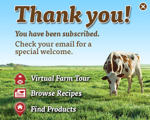 Thank You for Joining Farm Friends!